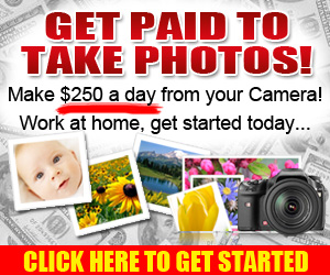 Make Money From Photos
