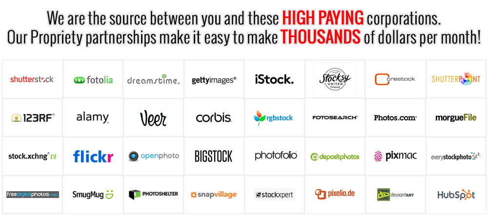 Get Paid To Take Photos - Photography Jobs Online
