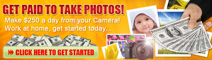 Photography jobs online from Home